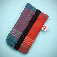 """Smartphone-Tasche """"Karo"""""""