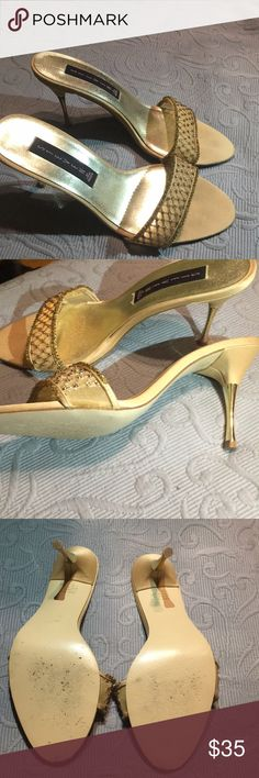 Steve Madden sparkling heels Only worn once. Great condition.2 inch heels Steven By Steve Madden Shoes Heels