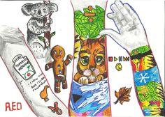 Trendy music tattoo for men sleeve ed sheeran Tattoos For Lovers, Tattoos For Guys, Ed Sheeran Tattoo, Song Tattoos, Tattoo Music, Ginger Kids, Small Guitar, Arm Tats, Music Studio Room