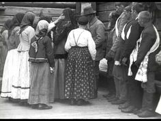 Häiden vietto Karjalan runomailla [aka Wedding in Poetic Karjala] (1921) - YouTube