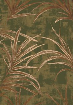 Milliken Pastiche Rain Forest Deep Olive Rug | Contemporary Rugs