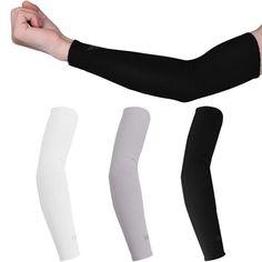 1e8d1e9f0e UV Protection Cooler Arm Sleeves. Bike RunCompression Arm SleevesAthletic  ...