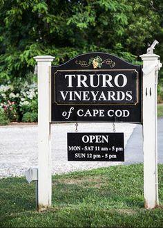 Bachelorette Ideas | Truro Vineyards of Cape Cod