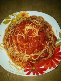 Spaghettialsugo