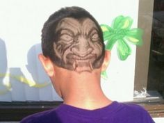 Funny Hair Barber