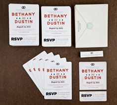Wedding Invitations Like The Perfed Rsvp Design Show Process Invites