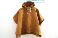 South 2 West 8 duck canvas poncho