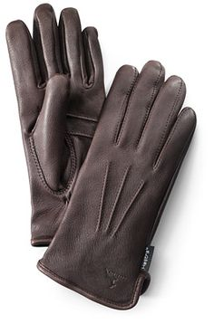 Classics  Ladies Deerskin Country Glove    Another popular glove in a simple style, made of soft deerskin with a knitted wool lining. Available in men's and women's models with part number 1027 for women and 2025 for men.        Outer material        Deerskin.      Lining        Knitted wool lining.      Article number        1027    $ 70