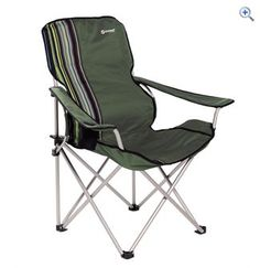 Outwell Black Hills Folding Chair (Green) | GO Outdoors