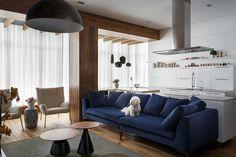 100 metros quadrados não configuram um apartamento muito pequeno, mas um apartamento deste tamanho também está longe de ser algo grande. Quando bem utiliza