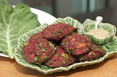 How To Make Beet Burgers (Vegan Recipe)