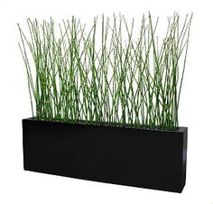 Modern Planters sophisticated and unique, the lima square fiberglass planters are