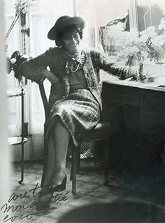 'Coco Chanel discovered Cumbrian tweeds and Scottish cashmere during her 1920s affair with the Duke of Westminster'