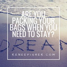 NEW POST: Packing My Bags When I Need to Stay http://reneefisher.com/packing-my-bags-when-i-need-to-stay/