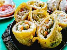 Tasty Homemade Hakien (Mauritian Style Spring Rolls)