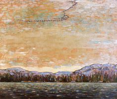 The Athenaeum - Chill November (Tom Thomson - )