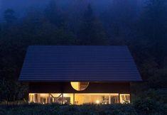 Energy Neutral Home Showcases Charred Facade   Decor Advisor