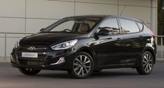 Hyundai Accent Black