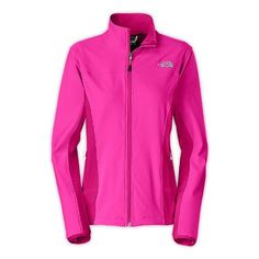 Women`s The North Face Nimble Jacket Linaria Pink/Fuschia Pink $90.00