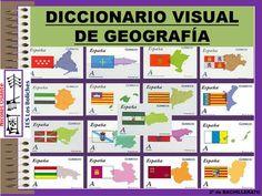 Geo Bolitxeros : DICCIONARIO VISUAL: TÉRMINOS DE GEOGRAFÍA
