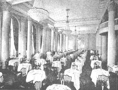 Esplanada Hotel - 1923 - salão de festas