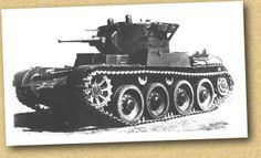 T-46 was developed in an attempt to improve the mobility of the T-26. T-26 suspension consisted of eight small road wheels carried in pairs on small bogies. The bogies were supported in pairs by leaf springs. This was less effective than the Christie suspension used on the BT series of fast tanks, and so in 1935, S. Ginzburg of the OKMO team at Zavod No.185 was ordered to produce a new version of the T-26 using the Christie suspension. A small production run of seventy tanks was planned.
