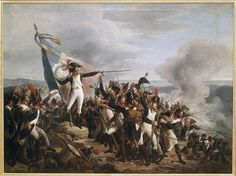 Clio's Lessons: French Revolution - Napoleon Wins His First Official Victory at Montenotte
