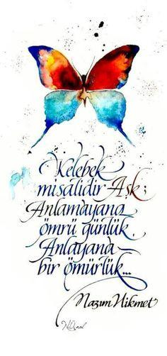 Calligraphy-Kaligrafi Niyazi Ünal