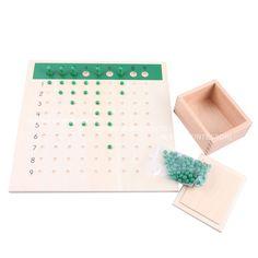 Adena Montessori - Division Bead Board