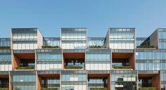 Pixel Building Allegro´s HQ in Poznan Poand by JEMS Architekci   Iñigo Bujedo Aguirre