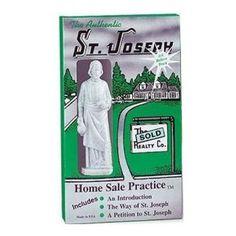 The Authentic St. Joseph Home Sale Practice