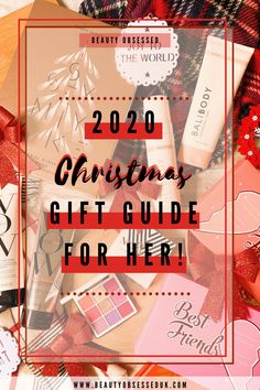 2020 Christmas Gift Guide For Her! [ Beauty Obsessed ] Fake Tan Remover, Christmas Gift Guide, Christmas Gifts, Good Fake Tan, Wow Hair Products, Gradual Tan, Perfume Gift Sets, Color Wow, Beauty Bay
