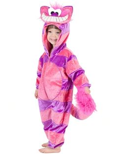Cheshire Cat Toddler Costume #Halloween