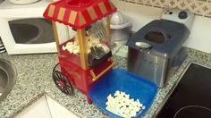 "Máquina de hacer palomitas de maíz  ""Pipocas"""