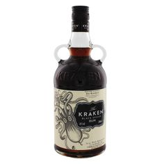 The Kraken Black Spiced Rum 0,7L 40% - Verenigde Staten