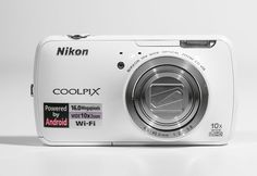 The Nikon CoolPix S800c, the world's first Android camera, has convenience on its side, but the experience feels a little shoehorned.