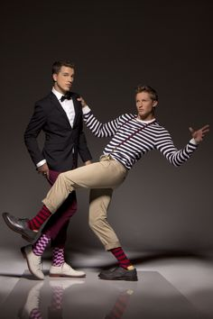 Gallant /& Beau Mens Green St Socks