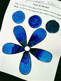 art education tints and shades - Google Search