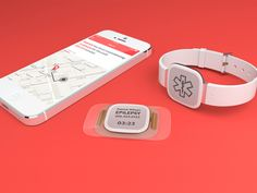 Three Ideas Wearable Designers Should Steal From This Smart Medical Device | Designed for people with epilepsy, it comprises a sensor-stuffed wearable module, a smartphone app, and a cloud-based platform for crunching data.  by Artefact  | WIRED.com