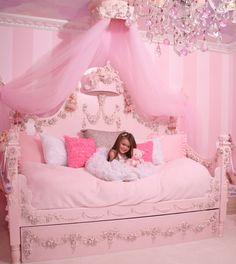 Princess Bed ღ