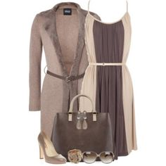 Summer to Fall Dress
