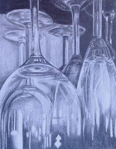 Student Portfolios 2014-15 - AP Studio Art - Lake Norman High School - Mrs. Fox