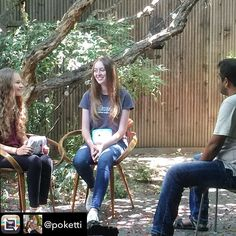 Repost from @poketti Thank you to our new friends at @denturecapital for the interview! We loved sharing our story with you and can't wait to see the segment! #siliconvalley #interview #youngentrepreneurs