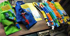 Lego Rosary web site http://www.therecycledcatholic.com/lego-rosary.html