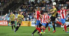 Fútbol | El Barakaldo, tras tres empates, busca una victoria que le lleve al 'play-off' de ascenso