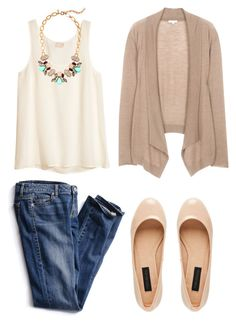 """""""Untitled #112"""" by beansprout15 ❤ liked on Polyvore featuring H&M, Victoria's Secret and J.Crew"""