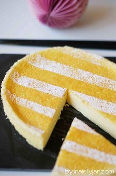 Japanischer Käsekuchen mit nur 3 Zutaten {weiße Schokolade, Frischkäse & Eiern)