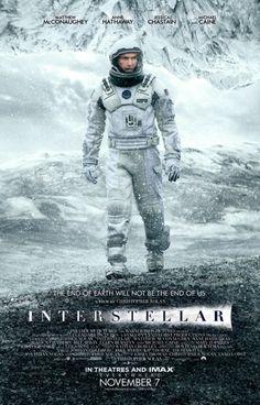 Interstellar Movie Poster #2 - Internet Movie Poster Awards Gallery