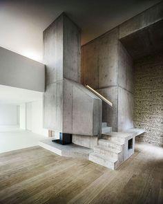 *자연과의 조화를 영감으로 탄생한 스위스 빌라 앙상블-[ AFGH Architects ] Villa Ensemble Near Zurich :: 5osA: [오사]