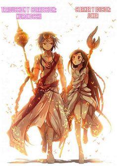 Labyrinth of Magic. MAGI 242 página 1 (Cargar imágenes: 10) - Leer Manga en Español gratis en NineManga.com